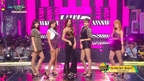 Twice đối đầu Black Pink khi cùng cover một ca khúc - 1