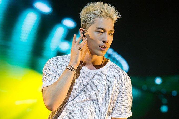 """<p> <strong>Taeyang (Big Bang)</strong>: Giọng ca ngọt ngào của Big Bang sinh ngày 18/5/1988. Taeyang từng có nhiều hit trong sự nghiệp solo của mình, trong đó """"Eyes, Nose, Lip"""" chính là bài hát nổi tiếng từng đạt ví trị #1 trên BXH Billboard K-pop Hot 100 và giành vô số giải thưởng năm 2014. Trước khi thực hiện nghĩa vụ quân sự, Taeyang đã kết hôn với bạn gái Min Hyo Rin vào tháng 2/2018.</p>"""