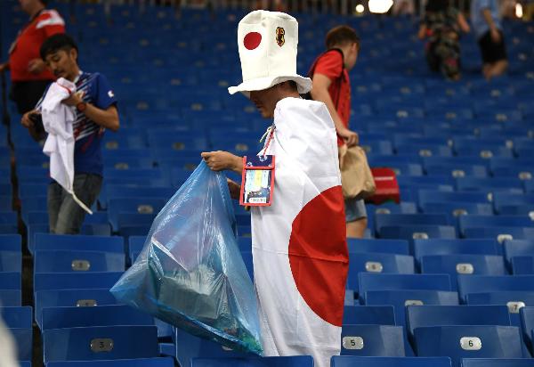 Hành động của người dân Nhật Bản xứng đáng được ngưỡng mộ và noi theo