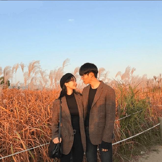 <p> Style đồ couple này đặc biệt được yêu thích trong mùa thu đông.</p>