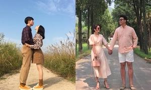 6 style đồ đôi siêu trendy của nam thanh nữ tú Hàn Quốc