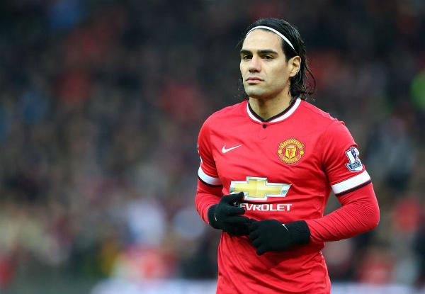 Falcao (Colombia) không lạ gì bóng đá Anh sau quãng thời gian thi đấu cho MU và Chelsea.