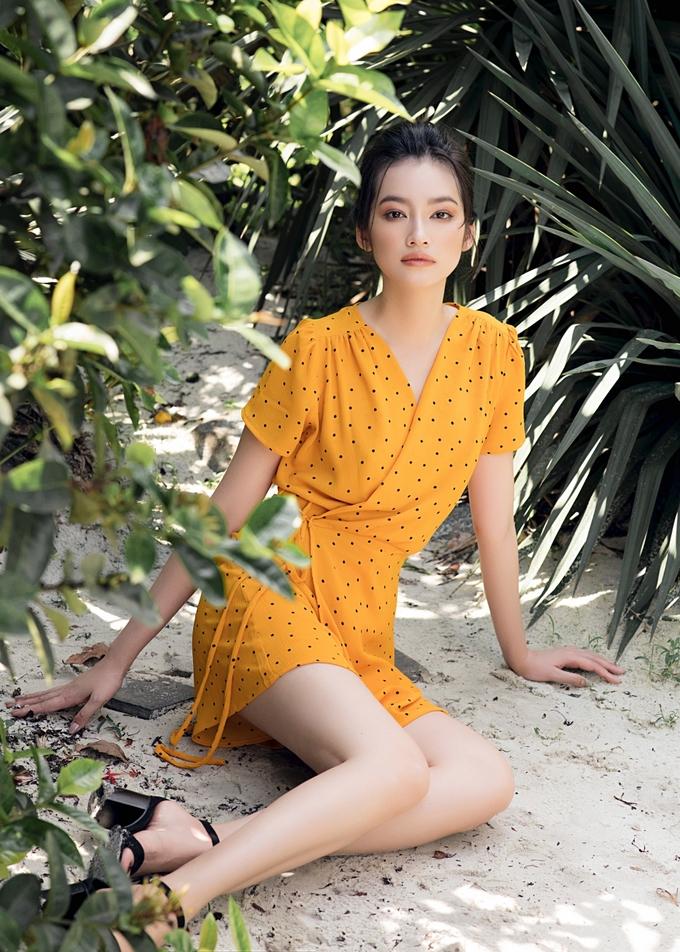 <p> Cô sẽ đồng hành cùng nhà thiết kế Huy Võ để luôn có hình ảnh đẹp nhất khi xuất hiện trước công chúng.</p>