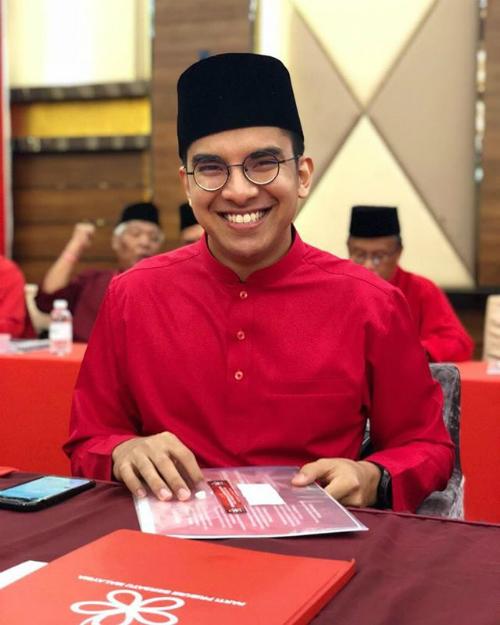 Đẹp trai, có tài - soái ca 9X trở thành bộ trưởng trẻ nhất ở Malaysia - 3