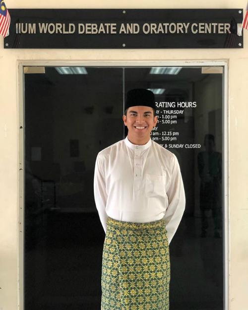 Đẹp trai, có tài - soái ca 9X trở thành bộ trưởng trẻ nhất ở Malaysia - 4