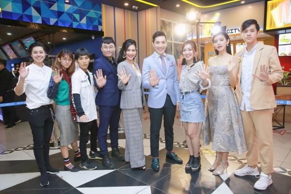 Dự án phim học đường do nhà sản xuất Minh Beta, đạo diễn Nguyên Phương thực hiện. Phim quy tụ dàn diễn viên trẻ, sản xuất hai phiên bản Việt - Thái và công chiếu ở 4 quốc gia.