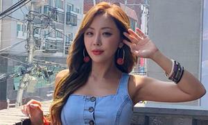 Sự thật bức ảnh bị photoshop đến cong cột điện của sao Hàn