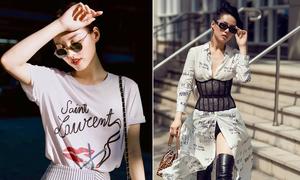 Khánh Linh The Face: 'Thỏi nam châm' hút fan nhờ phong cách chất ngất