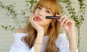 Son giá rẻ của Lisa (Black Pink) gây sốt ở Hàn Quốc