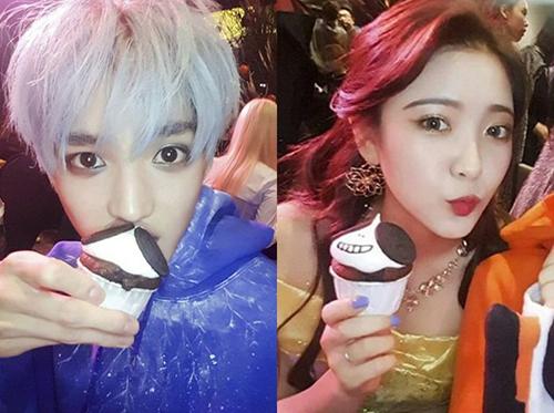 4 idol nữ bị quản nghiêm vẫn vướng tin đồn hẹn hò - 2