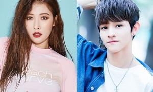 'Nữ hoàng sexy' Hyun Ah và dàn sao Kpop đến Việt Nam