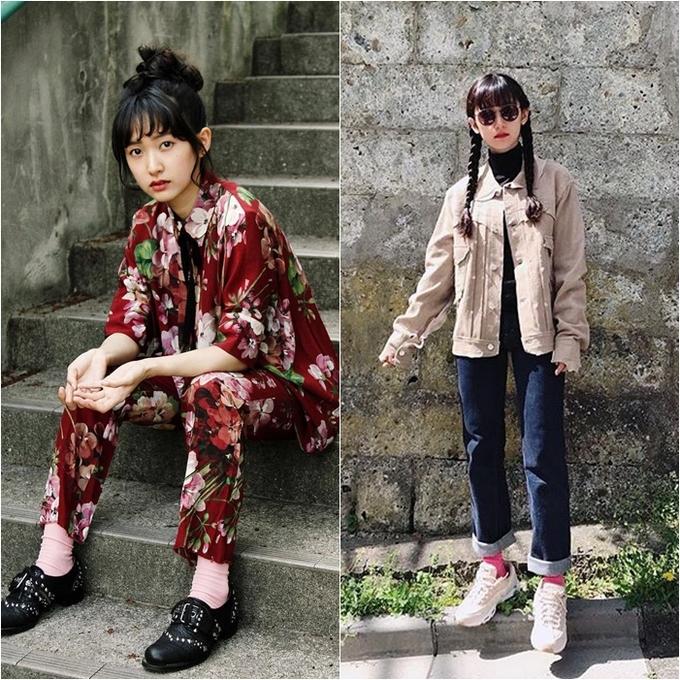 """<p> Với phong cách thời trang ấn tượng, người mẫu Mai Awatsu liên tục được nhắc đến như là """"fashionista"""" thế hệ mới của giới trẻ Nhật.</p>"""