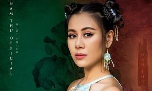 'Kiều nữ' Nam Thư đầu tư khủng cho dự án hài cổ trang