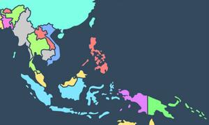 Người có IQ cao mới biết các quốc gia này nằm ở đâu? (3)