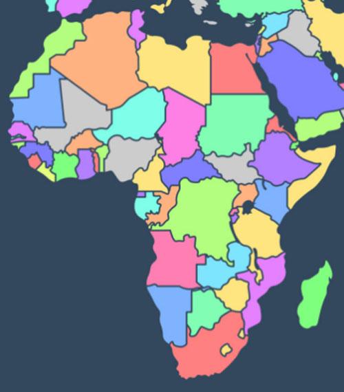 Người có IQ cao mới biết các quốc gia này nằm ở đâu? (3) - 7