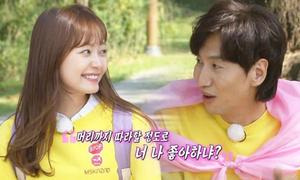 5 cặp sao Hàn đi show thực tế mà tình tứ như đóng drama