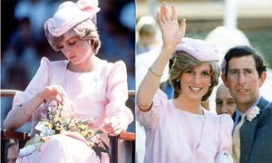 Những khoảnh khắc thời trang trở thành biểu tượng của Công nương Diana