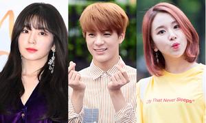 6 idol Hàn được xếp vào hội 'thiếu muối trầm trọng' của Kpop