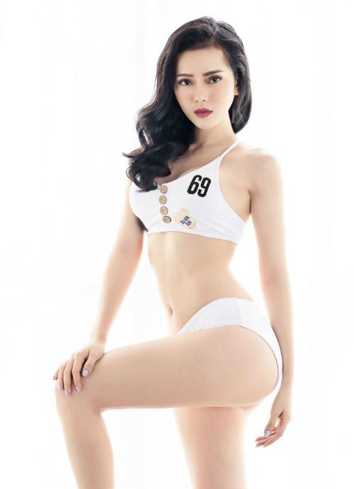 Kim Thành: Tôi sexy có thần thái chứ không hở hang, dung tục - 1