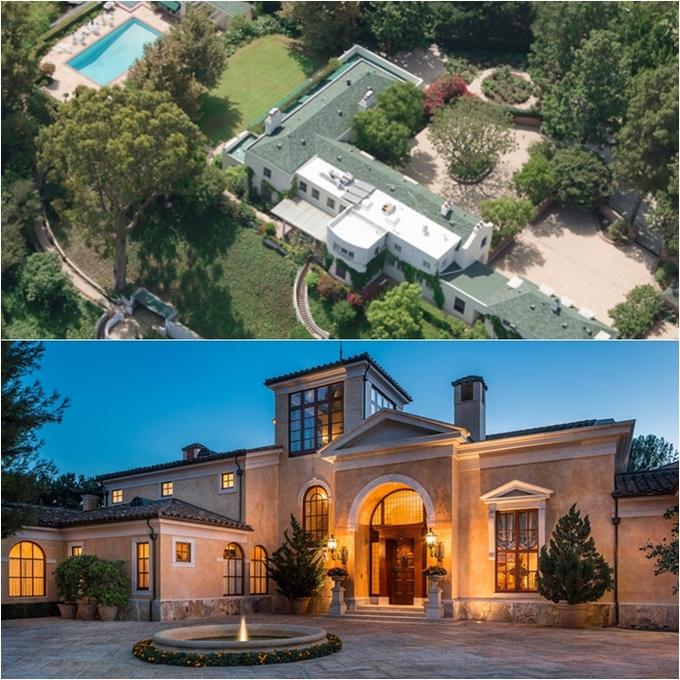 <p> Còn đây là siêu biệt thự - bất động sản đắt tiền nhất của Taylor – có giá gần 30 triệu USD được cô nàng tậu năm 2015. Căn biệt nằm trong khu nhà giàu Bel-Air tại Beverly Hill, có diện tích hơn 8000m2, gồm 7 phòng ngủ, 10 phòng tắm và nhiều tiện ích khác như thư viện, phòng chơi bài, phòng gym, rạp phim, vườn cây, sân tennis, hồ bơi…</p>
