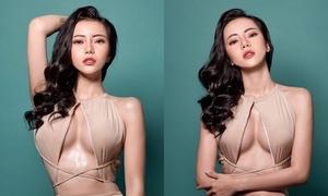 Kim Thành: 'Tôi sexy có thần thái chứ không hở hang, dung tục'