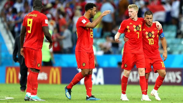 Tuyển Bỉ đã để lộ điểm yếu trong trận đấu với Nhật Bản ở vòng 1/8?.