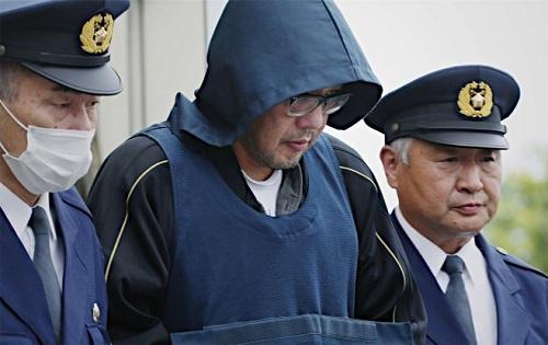 Yasumasa Shibuya bị cảnh sát bắt giữ vào năm ngoái. Ảnh: JPT