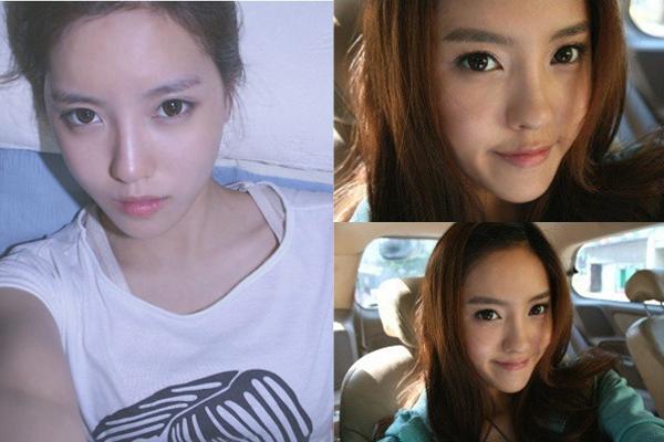 Hyo Min từng khuấy đảo Cyworld (mạng xã hội lớn nhất tại Hàn những năm 2005) với tên thật là Park Sun Young.