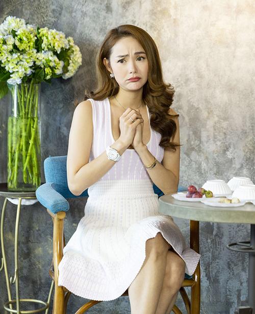 101 biểu cảm khó đỡ của Minh Hằng - 1
