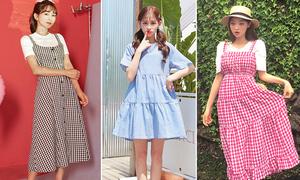6 kiểu họa tiết váy áo 'mặc lên là xinh' hot nhất hè này