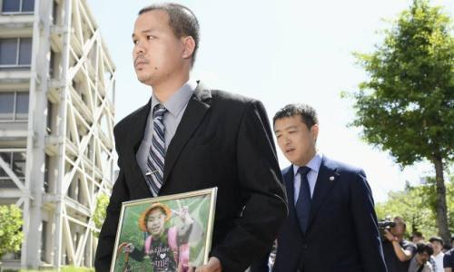 Bố bé Nhật Linh và gia đình quyết kháng cáo đến cùng về sự việc. Ảnh: Ảnh: Japan Times.