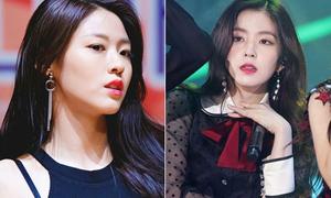 Hoa tai chuỗi dài - bí kíp cho mặt xinh, chảnh của idol Hàn