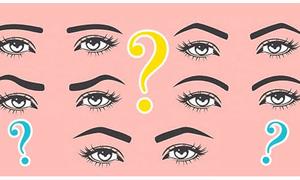 Bói vui: Nhìn lông mày đoán trúng phóc lý do bạn được mọi người chú ý