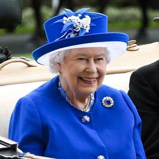 Nữ hoàng Elizabeth II.