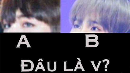 Nhìn mắt phân biệt các thành viên BTS - 3