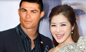 Clip chế: Hương Tràm quyết từ chối tình cảm của Cristiano Ronaldo