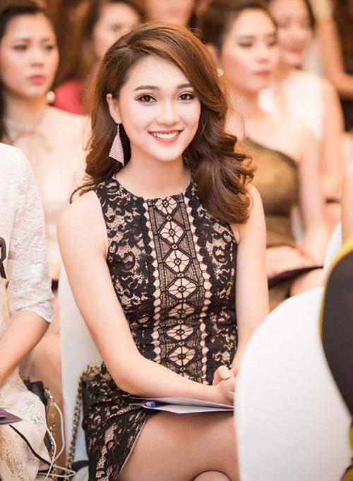 Ngay từ ngày mới chân ướt chân ráo đi sơ khảo Hoa hậu Hoàn vũ Việt Nam, Ngọc Nữ đã nhận được nhiều sự chú ý nhờ gương mặt hiền hòa, nụ cười rạng rỡ. Trong suốt hành trình sau đó, Ngọc Nữ cũng là cái tên gây chú ý, tuy nhiên vì còn non kinh nghiệm nên chưa đạt được giải cao.