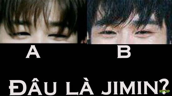 Nhìn mắt phân biệt các thành viên BTS (2) - 1