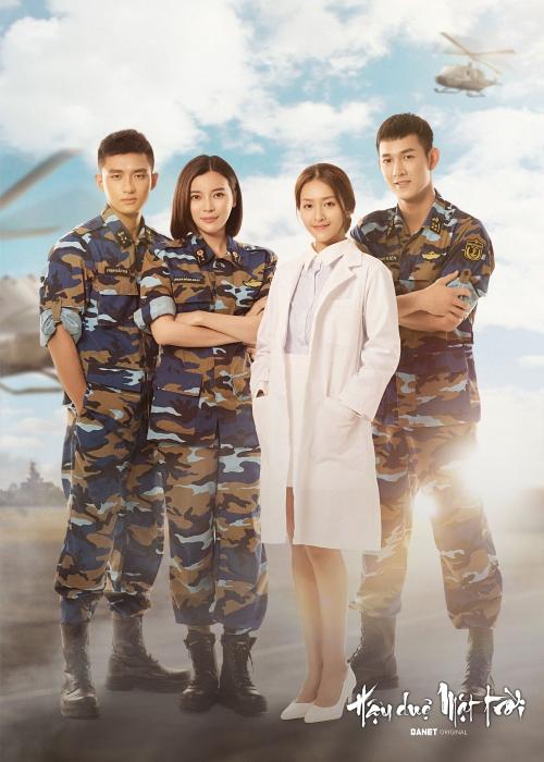 4 diễn viên chính Hậu duệ mặt trời bản Việt được xác nhận - 5