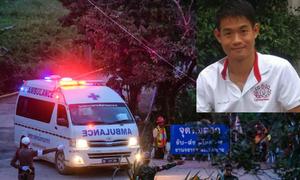 Huấn luyện viên Thái Lan có thể phải ở lại một mình dưới hang