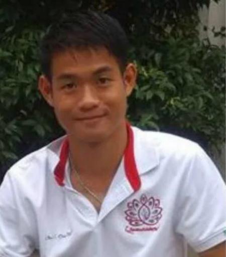 Huấn luyện viên đội bóng Lợn HoangEkaphol Chantawong.
