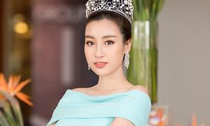 Hoa hậu Mỹ Linh: 'Có đại gia săn đón hay không còn tùy vào duyên số'