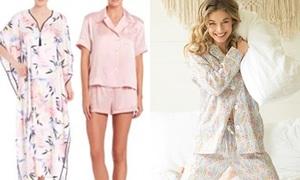 Dân chơi thời thượng sẽ biết bộ pyjama nào đắt nhất?
