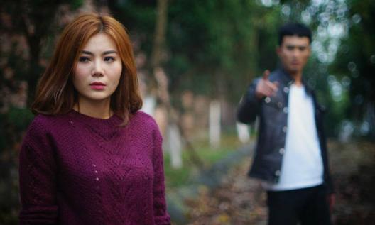 Thanh Hương trong phim.