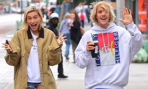 Streetstyle couple hoàn hảo của Justin Bieber và Hailey Baldwin