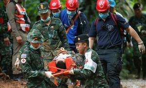 Thế giới thấy gì ở người Thái từ cuộc giải cứu đội bóng mắc kẹt?