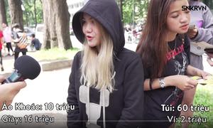 Giới trẻ Việt chứng minh độ chịu chơi khi tự bóc mác đồ 'đắt không tưởng'