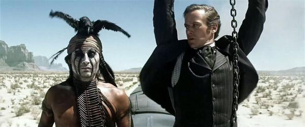 Bom tấn siêu đắt đỏ nhưng lại thành thảm họa của Johnny Depp