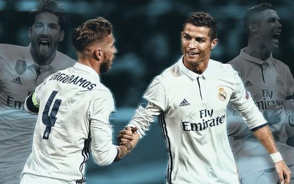 Ramos biết ơn Ronaldo rất nhiều khi đã đóng góp vào thành công của Real Madrid.