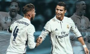 Đồng đội bùi ngùi chia tay Cristinano Ronaldo